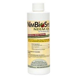 Ahimsa Organics NimBioSys Neem Oil 8 oz