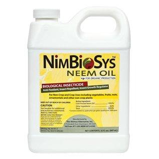 NimBioSys Neem Oil, qt