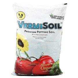 Vermicrop Organics Vermicrop Organics VermiSoil Potting Soil, 1.5 cu ft