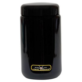 Violiv Violiv Wide-Mouth Capped Jar, 400 mL