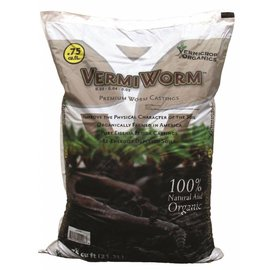 Vermicrop Organics Vermicrop Organics VermiWorm Worm Castings, 0.75 cu ft