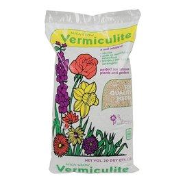 PVP Industries Mica-Grow Vermiculite Soil Additive, 20 qt