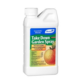 Monterey Monterey Take Down Garden Spray Concentrate, pt