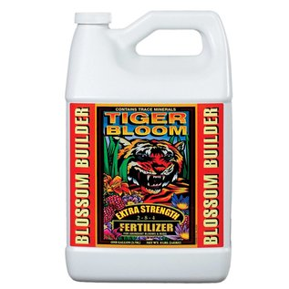 Fox Farm FoxFarm Tiger Bloom Liquid Plant Food, gal