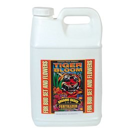 Fox Farm FoxFarm Tiger Bloom Liquid Plant Food 2.5 gal