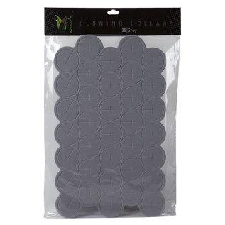 EZ-Clone Ezcl Grey Clone Collar 35 pack