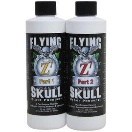 Flying Skull Z7 Enzyme Cleanser 8 oz