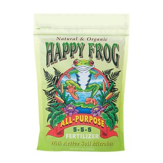 Fox Farm FoxFarm Happy Frog All Purpose, 4 lb