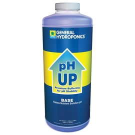 General Hydroponics GH pH Up, qt