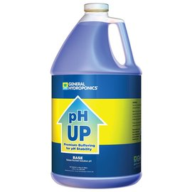 General Hydroponics GH pH Up, gal