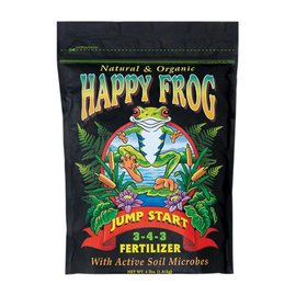 Fox Farm FoxFarm Happy Frog Jump Start, 4 lb