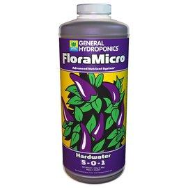 General Hydroponics General Hydroponics FloraMicro Hardwater qt