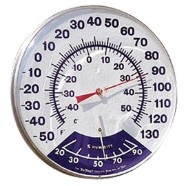 Humidity Thermometer 12