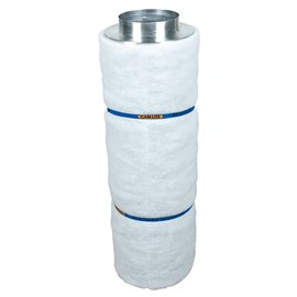 "Can-Filters Can-Lite Active Filter, 8"", 1000 cfm"