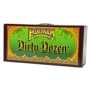 Fox Farm FoxFarm Dirty Dozen Starter Kit