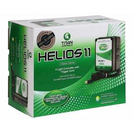 Titan Controls Titan Controls Helios 11 - 4 Light 240 Volt Controller w/ Trigger Cord