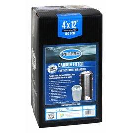 Phresh Phresh Filter 4 in x 12 in 200 CFM