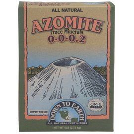 Down To Earth Down To Earth™ Azomite™ SR Powder 0 - 0 - 0.2