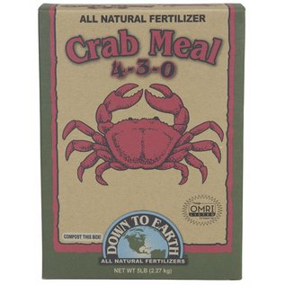 Down To Earth Down To Earth™ Crab Meal 4 - 3 - 0