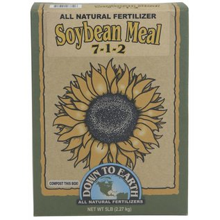 Down To Earth Down To Earth™ Organic Soybean Meal 7 - 1 - 2