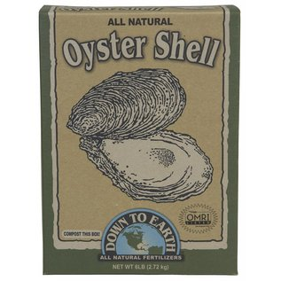 Down To Earth Down To Earth™ Oyster Shell
