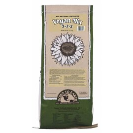 Down To Earth Down To Earth Vegan Mix - 25 lb