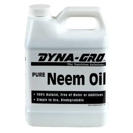 Dyna-Gro Dyna-Gro Pure Neem Oil Concentrate, qt
