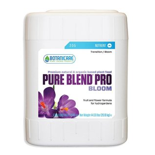 Botanicare Botanicare Pure Blend Pro Bloom, 5 gal