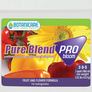 Botanicare Botanicare Pure Blend Pro Bloom, qt