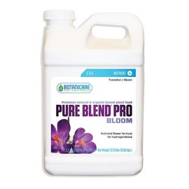 Botanicare Botanicare Pure Blend Pro Bloom, 2.5 gal