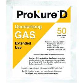 ProKure ProKure D Extended Use Deodorizer 1,000 cu ft, 10 g