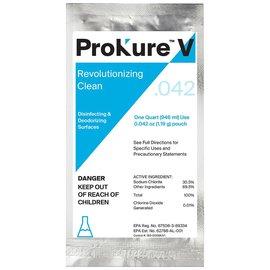 ProKure ProKure V Liquid, Mold & Mildew Eliminator qt, 0.042 oz