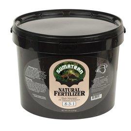 Sunleaves Sumatran Natural Fertilizer, 5 lb
