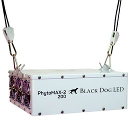 Black Dog LED Black Dog PhytoMAX-2 200 LED Grow Light