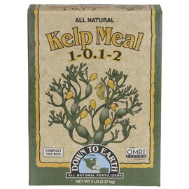 Down To Earth Down To Earth™ Kelp Meal 1 - 0.1 - 2 5Lb