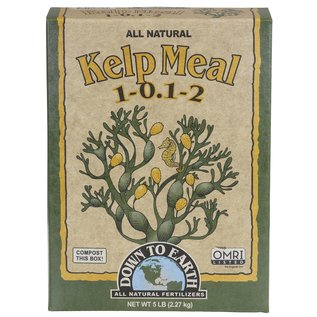 Down To Earth Down To Earth™ Kelp Meal 1 - 0.1 - 2