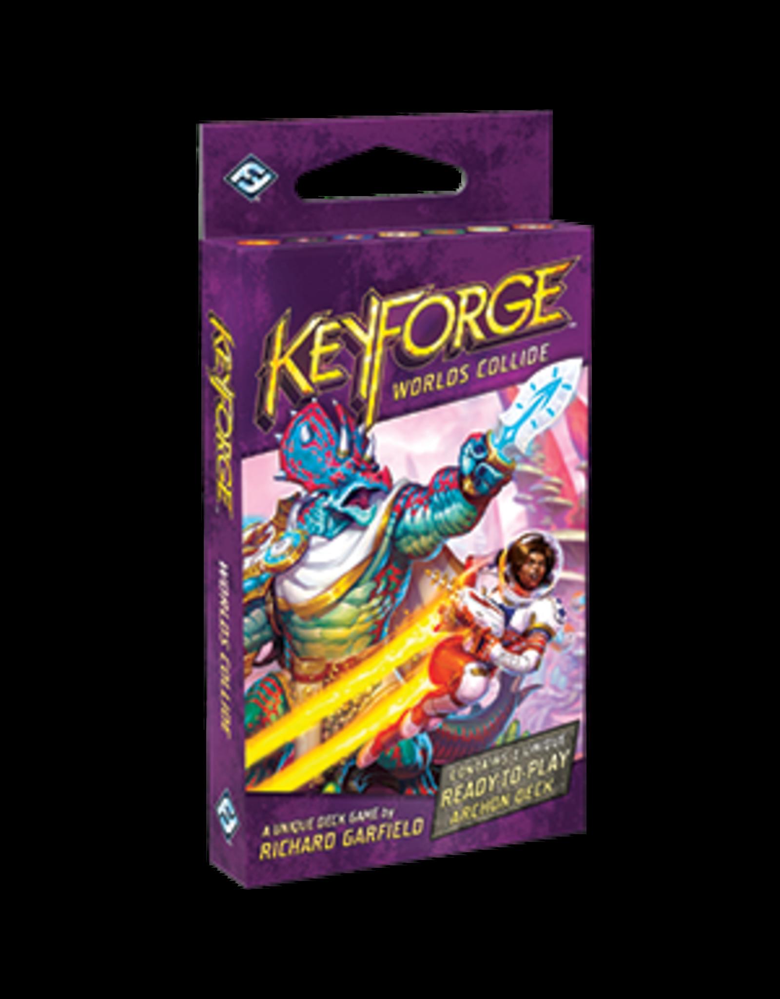 Fantasy Flight Games KeyForge: Worlds Collide - Archon deck