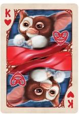 Albino Dragon Playing Cards: Gremlins Playing Cards