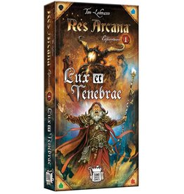 Asmodee Res Arcana: Lux et Tenebrae Expansion