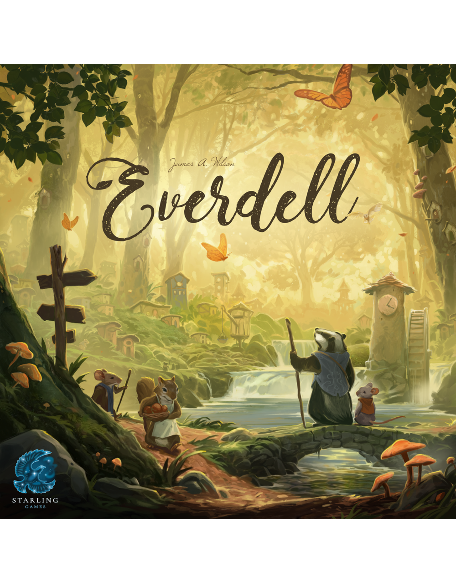 Asmodee Everdell