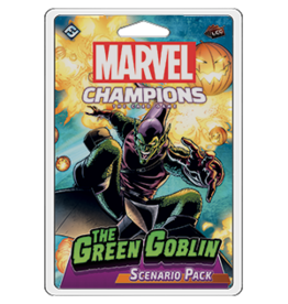Fantasy Flight Games Marvel Champions LCG: The Green Goblin Scenario Pack