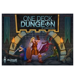 Asmadi Games One Deck Dungeon