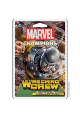 Fantasy Flight Games Marvel Champions LCG: The Wrecking Crew Scenario Pack