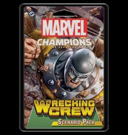 Fantasy Flight Games Marvel Champions LCG: The Wrecking Crew Scenario Pack