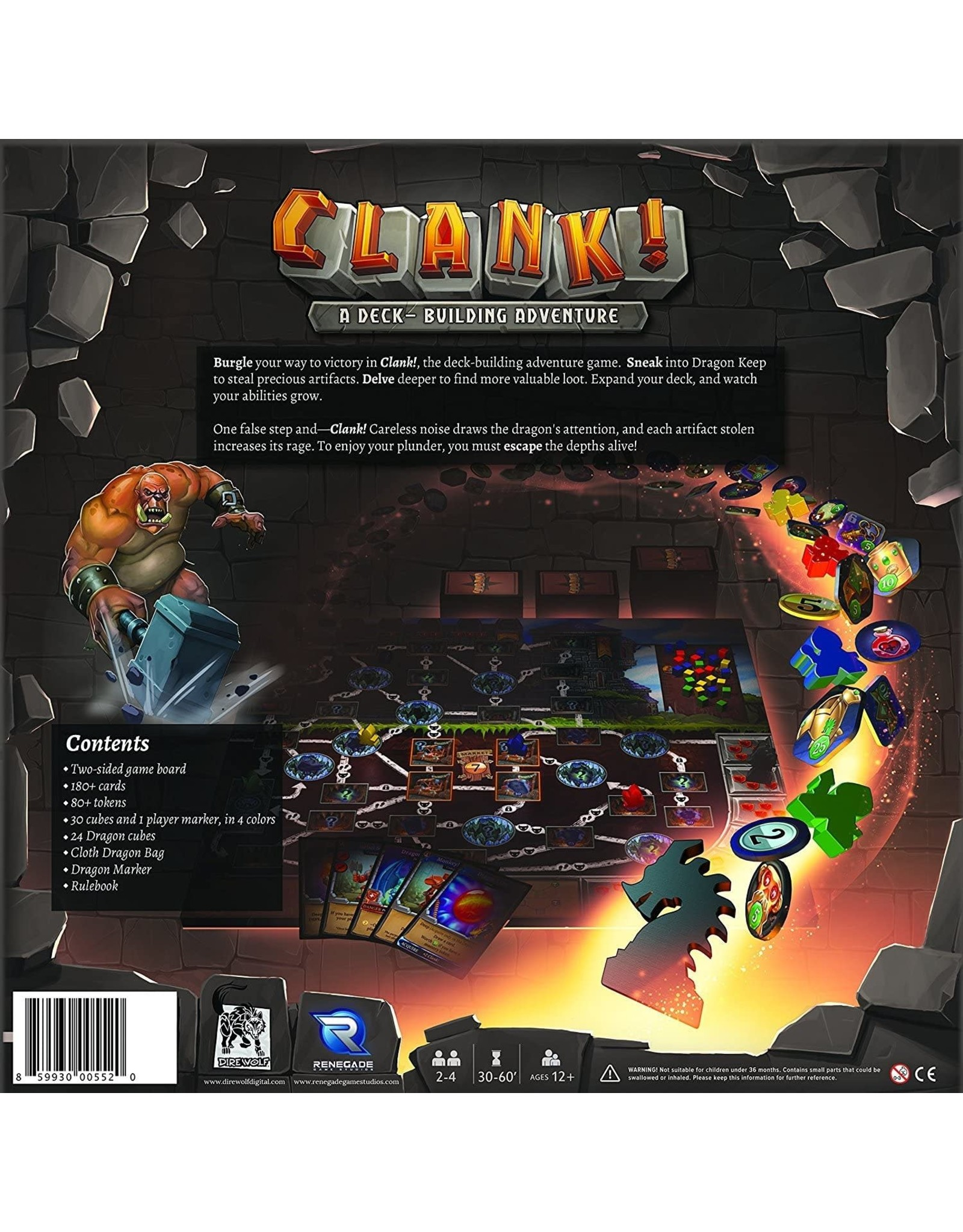 Renegade Clank!