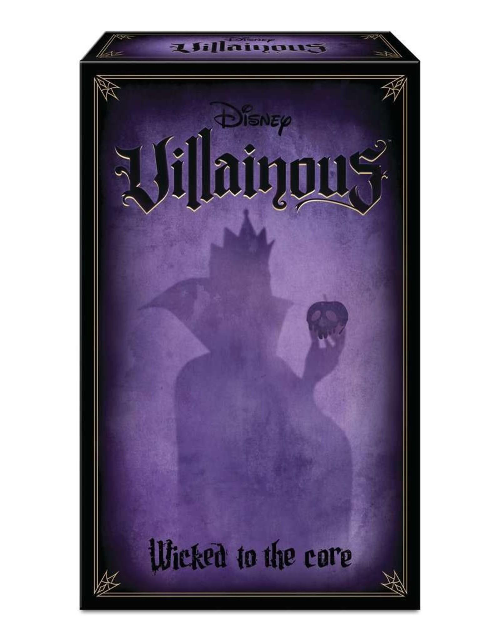 Ravensburger Disney Villainous: Wicked to the Core
