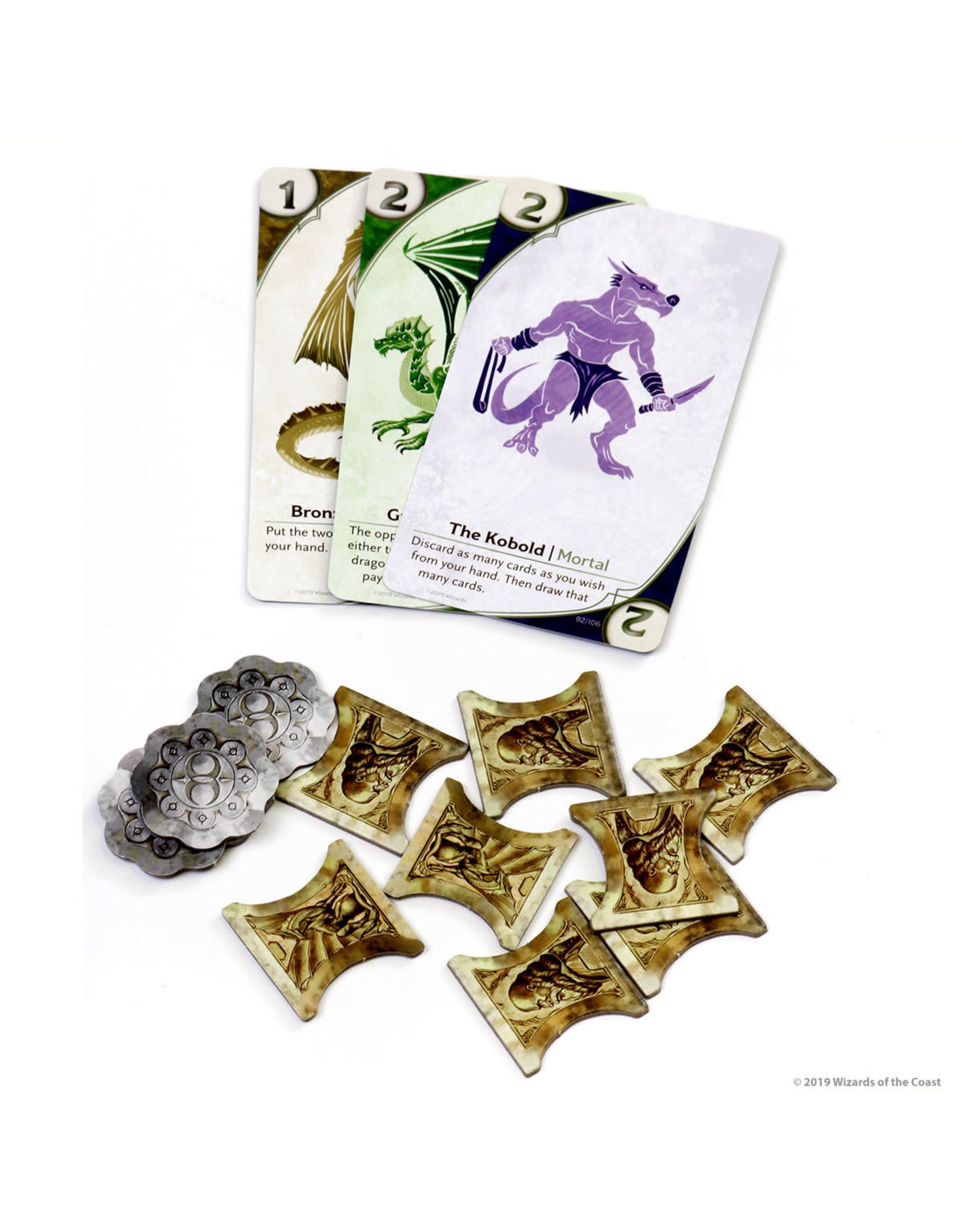 Wizkids D&D RPG: Three-Dragon Ante - Legendary Edition