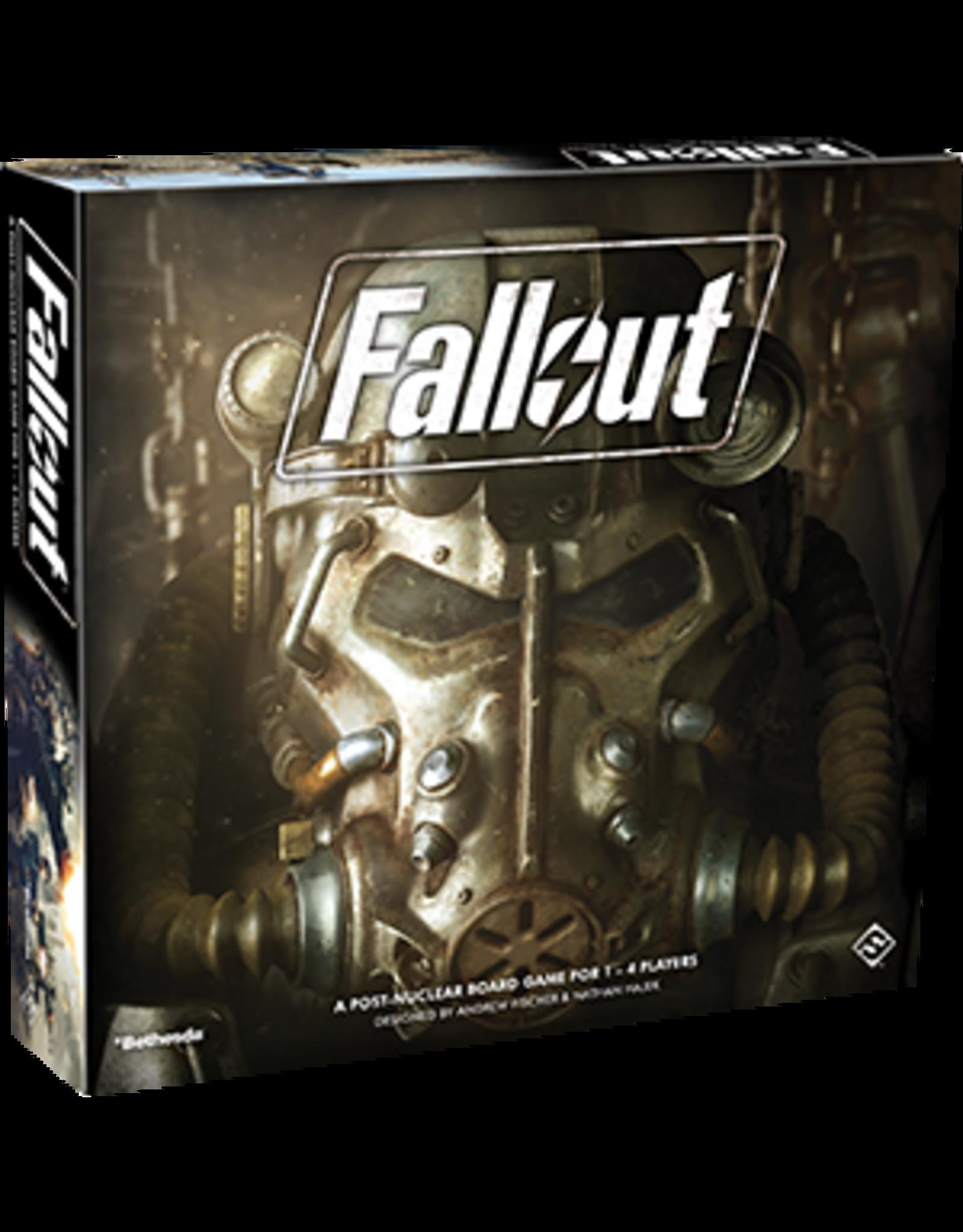Fantasy Flight Games Fallout: The Board Game