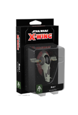 Fantasy Flight Games Star Wars X-Wing: 2nd Edition - Slave 1 Expansion Pack