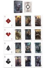 Albino Dragon Playing Cards: Angelarium- Seraphim